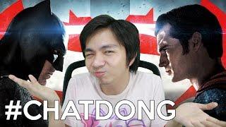 Batman Lawan Superman ? Meet And Greet ? - #Chatdong Part 33