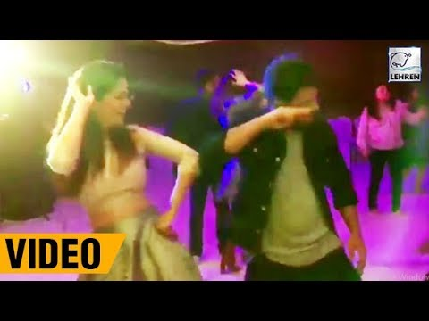 Dipika Kakar And Shoaib Ibrahim Dancing On Sapna Chaudhary's Song