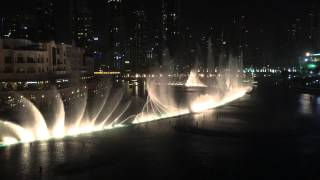 Fountain Burj Khalifa Dubai Mall - AA Bali Habibi - Full HD