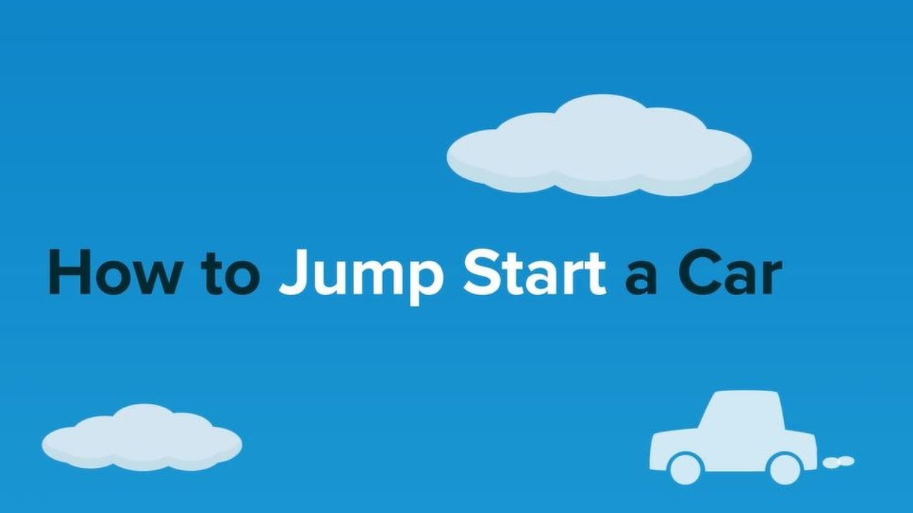How to Jump Start a Car   Allstate Insurance