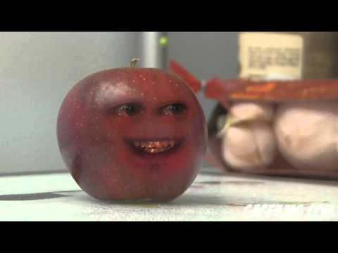 прикол эй яблоко на русском