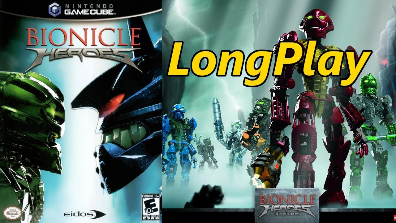 Bionicle Heroes – Longplay Full Game Walkthrough (No Commentary) (Gamecube, Ps2, Xbox 360)