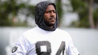 WR Antonio Brown prepares for the 2019 season