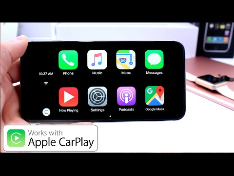 Apple Carplay On Iphone Or Ipad Ios 9 2 9 3 3 Jailbreak