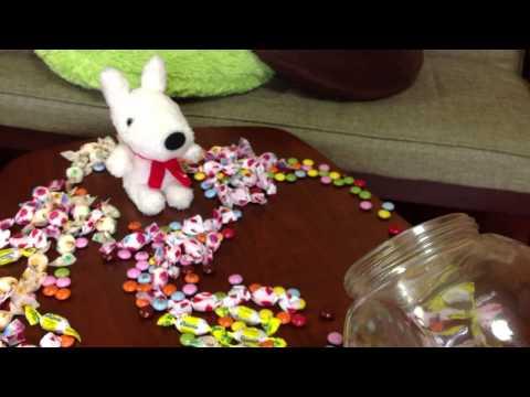 リサとガスパール キャンディいっぱい