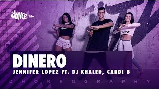 dinero   jennifer lopez ft dj khaled cardi b fitdance life coreografía dance video