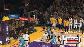 NBA 2K20 Buzzer Beater?