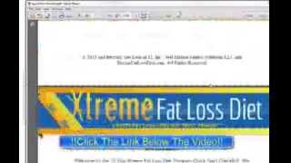 Xtreme Fat Loss Diet Review - Is Shaun Hadsall's Weight Loss Program Good?