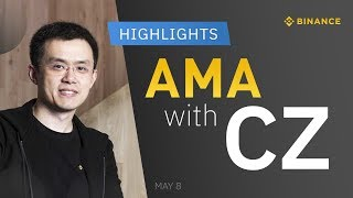 Binance margin trading confirmed, security breach update & more - CZ's AMA May 2019