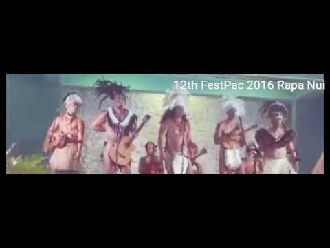 12th FestPac 2016 On Guam Feat. Rapa Nui