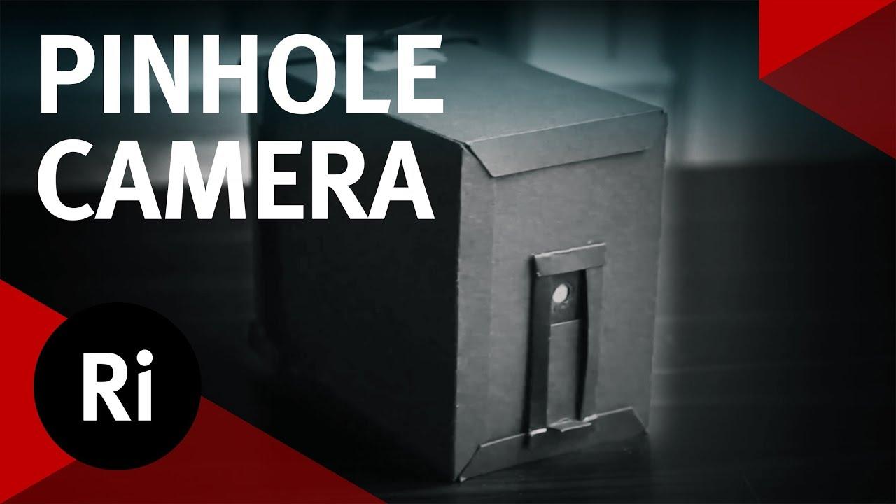 How To Make A Pinhole Camera Youtube