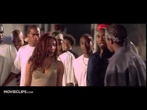 The Fast & The Furious - Monica disses Ja Rule