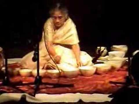 Jal-Tarang Recital : Ranjana Pradhan