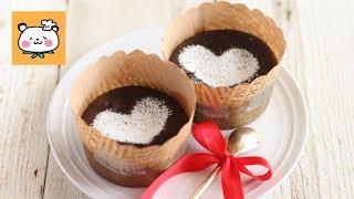 ガナッシュの入ったフォンダンショコラ 冷めてもとろとろ〜Fondant Chocolat|HidaMari Cooking