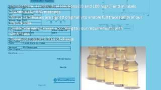 Reference Materials - Pharmaffiliates