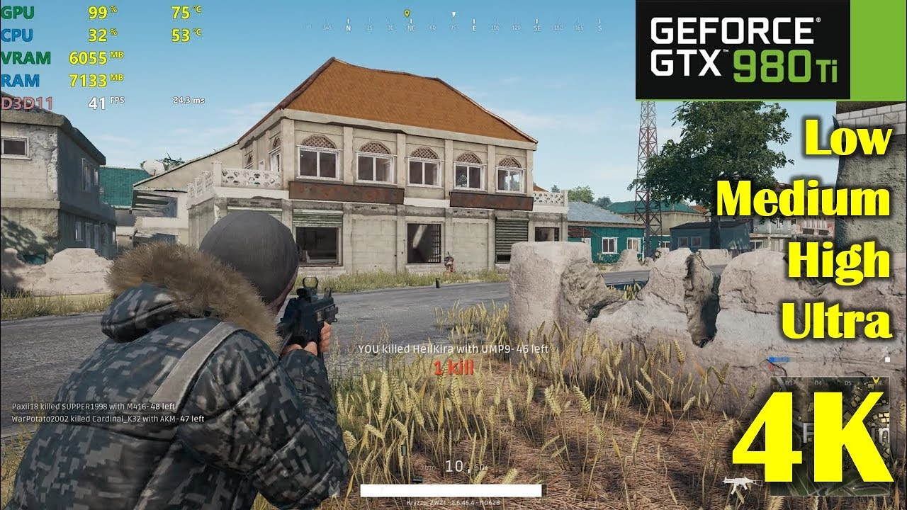 how to get really high fps in pubg