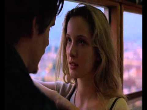 Before Sunrise - First Kiss Scene