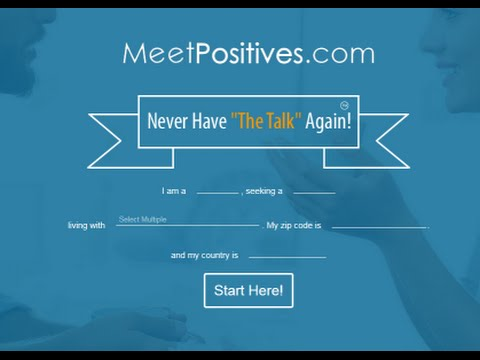 Herpes Dating | Meet Positives | Dating Site For People With Herpes