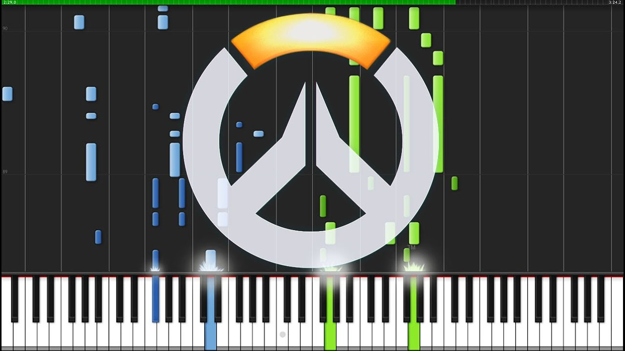 overwatch theme windows 10 - Ataum berglauf-verband com
