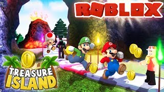 MARIO PARTE EN ROBLOX!? *SO COOL* (Roblox)