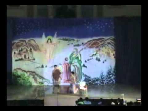 Hoạt cảnh giáng sinh 2010 Cain và Abel