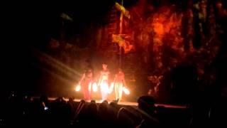 Magaluf pirate show 4