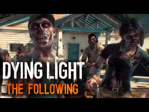 DYING LIGHT THE FOLLOWING #15 - DETETIVE NO APOCALYPSE ZUMBI (CO-OP PT-BR)