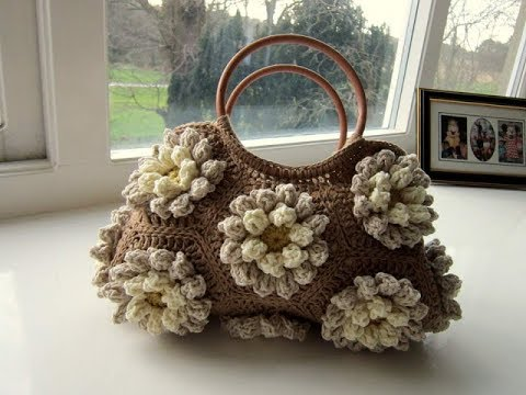 Crochet Patterns| for free |crochet patterns for bags| 2388