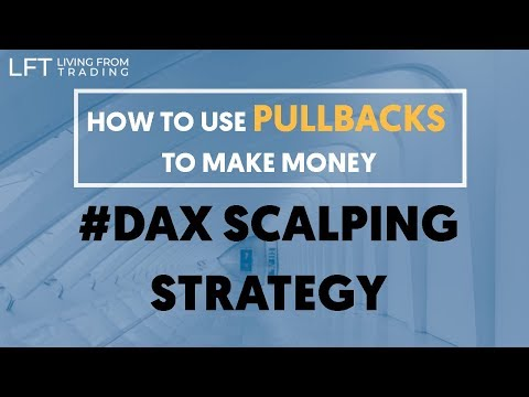 DAX trading strategy – The Power of Pullbacks (and how to use them to Make Money)