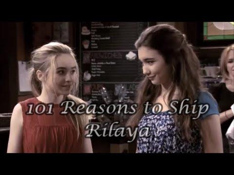 101 Reasons to Ship Rilaya