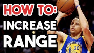 How To Increase Your Range In Basketball | Basketball Shooting Drill
