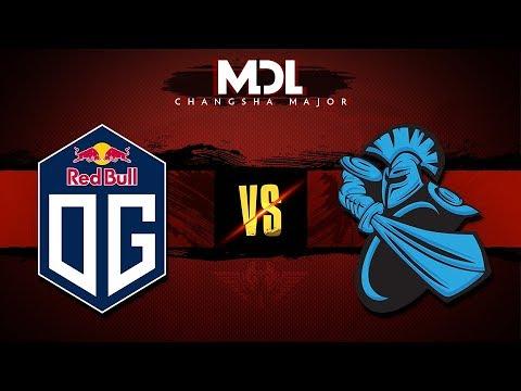 OG vs Newbee Game 1 - MDL Major 2018: Losers' Round 2 - @BSJ @Kyle @Lyrical