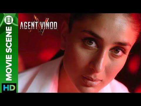 Kareena Kapoor sedates Saif Ali Khan | Agent Vinod