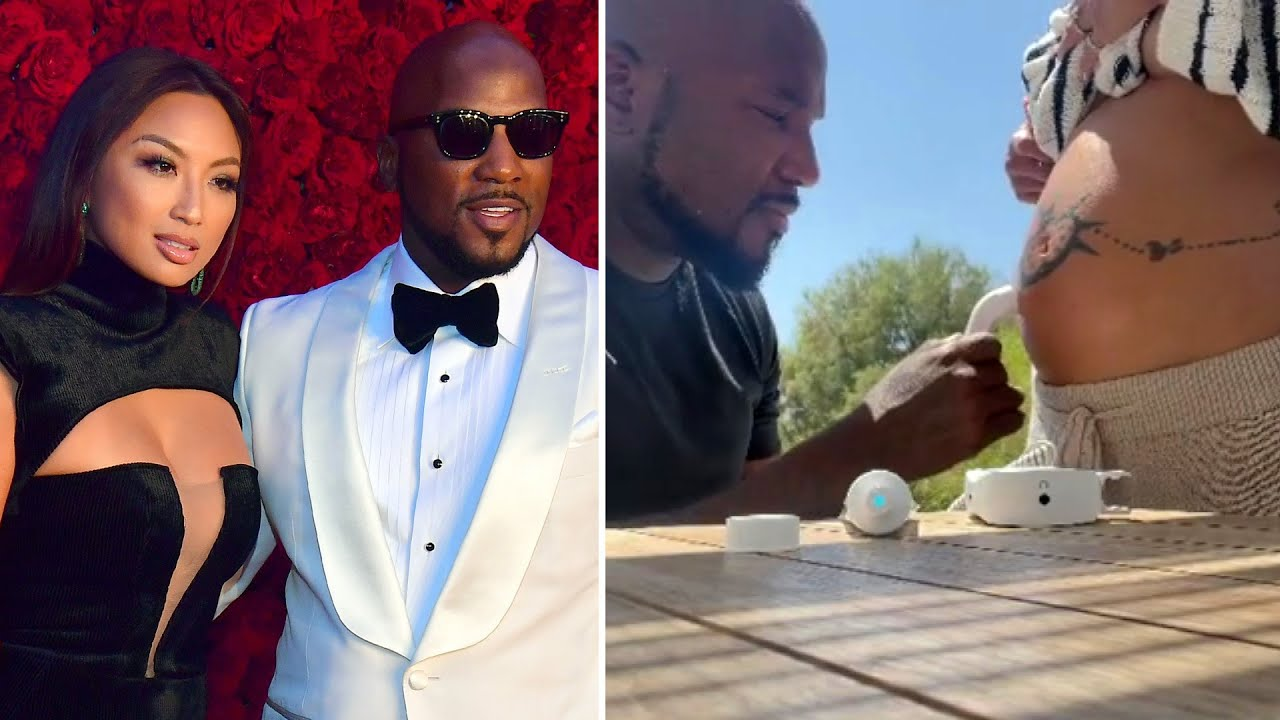 Jeannie Mai Shares First Look at Her And Jeezy's First Child Together [VIDEO]