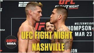 UFC Fight Night: Stephen Thompson vs. Anthony Pettis Predictions | ESPN MMA