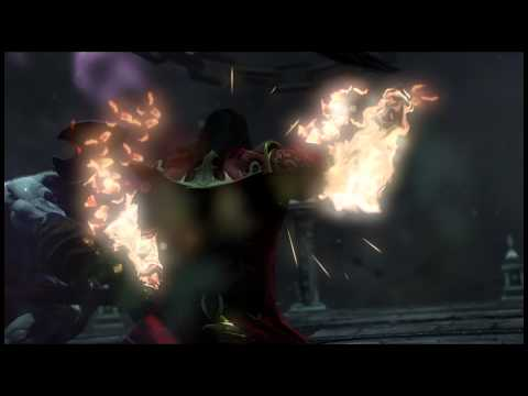 Dracula's Chaos Claws smash defenses in Castlevania: Lords of Shadow 2