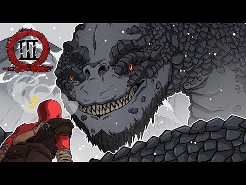 THAT'S A BIG OL' SNEK... | God of War (Live Stream Episode 3)