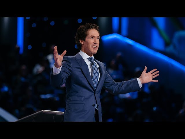 Joel Osteen | Commanded To Be Blessed