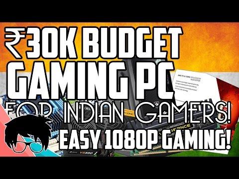 ➤BEST ₹30K BUDGET GAMING PC FOR INDIAN GAMERS! [JUGAADU] 2015 October