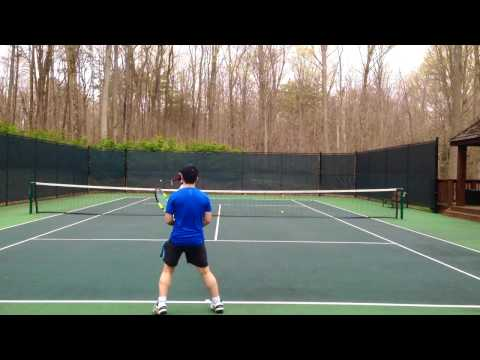 Use Every Inch - Casual Tennis 90 [HD]