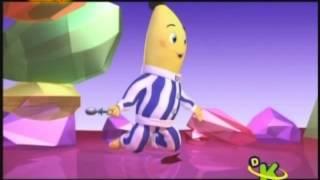 bananas de pijamas o planeta gelatina