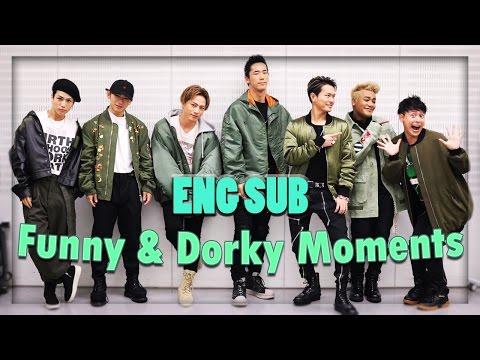 [ENG SUB] Sandaime J Soul Brothers Funny Moments #1