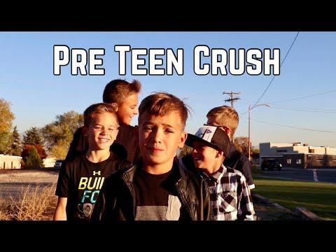 JUSTIN BIEBER - FRIENDS PARODY - PRE TEEN CRUSH