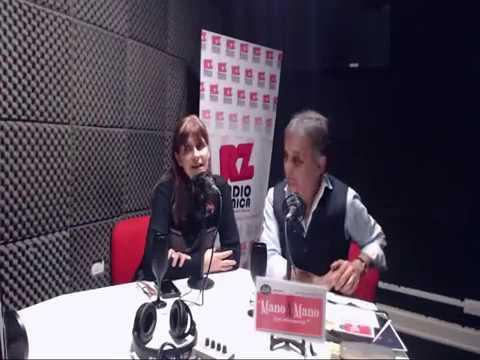 """Mano a mano con Monserrat"" con Sandra Sandrini."
