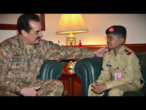 Alvida General Raheel Sharif   Special Documentary
