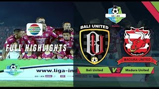 Download Video Bali United (2) vs (0) Madura United - Full Highlight   Go-Jek Liga 1 bersama Bukalapak MP3 3GP MP4