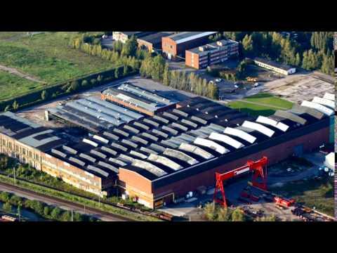Osnabrück: Stahlwerk