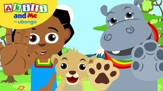STORYTIME: Make New Friends and Play! | Akili and Me FULL EPISODE | Cartoons for Preschoolers