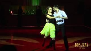 Екатерина Курилина и Петр Лихачев, аргентинское танго