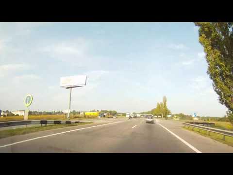 Борзна-Киев-Одесса,650км за 6 минут